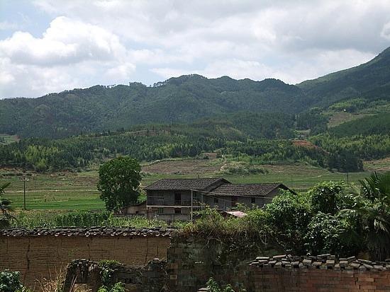 Ancient Xiamei Tea Village