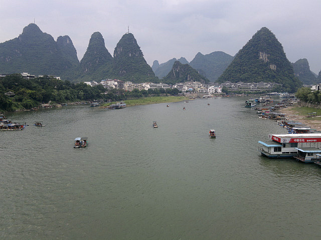 Yangshuo Ancient XingPing Ride