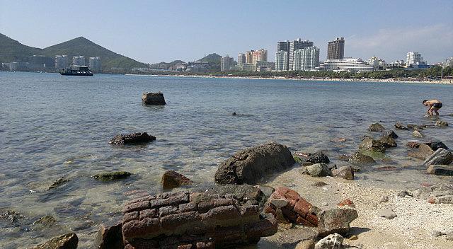 Hainan Island Dadonghai Adventure