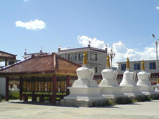 Litang Town & Monastery Walk (43)
