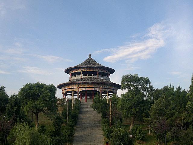 Beer N BBQ & Pagoda Park