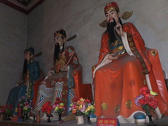 Chinese Temple of Kindness