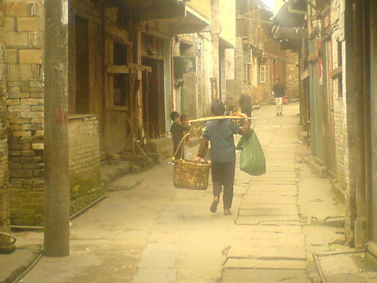 Ancient Heping Town (18)