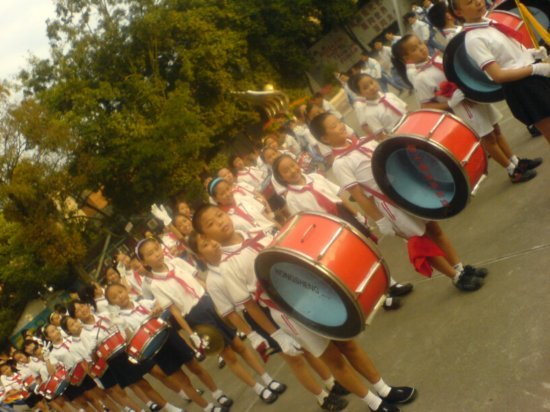 Young Pioneers Day Parade 4