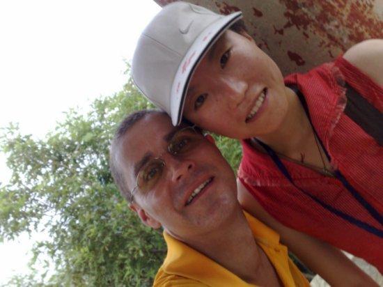 9-Climbing  Down Jigongshan