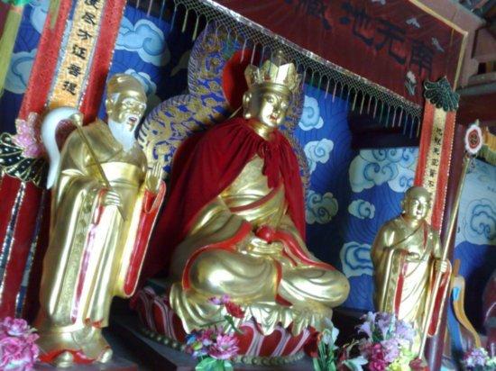 27-Hanging Monastery & Mu Ta Pagoda