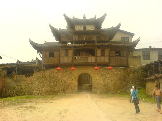 Ancient Heping Town (9)