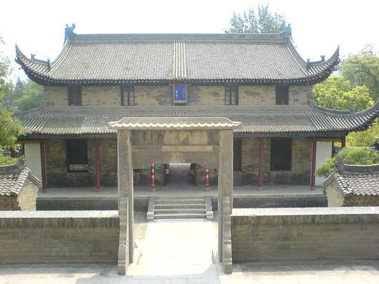 Xian Little Goose Pagoda Day (7)