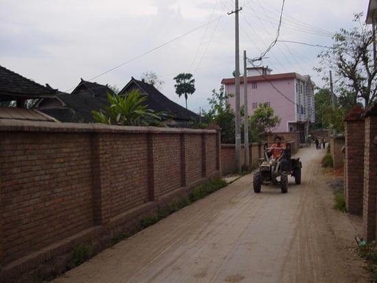 Jinhong Hill N Village Ride (14)