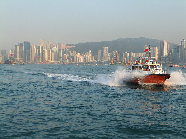 Hong Kong Island & Victoria Peak