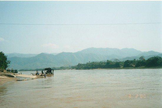 Ganlanba Mekong River Area (4)