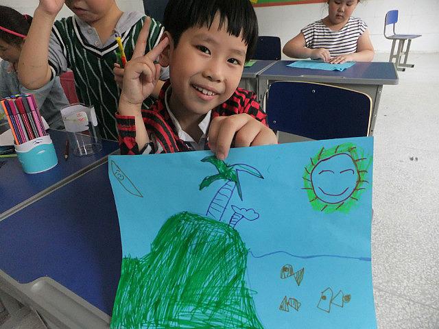 New Huai'An School & Rugrats