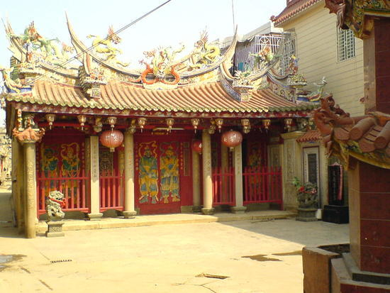 The Ancient Walled City of Chongwu (17)
