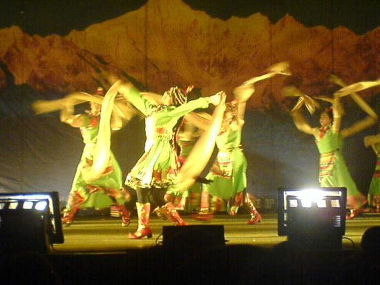 The Minority Peoples Dance (3)
