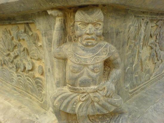 Kaifeng - Grand Buddha Temple (6)