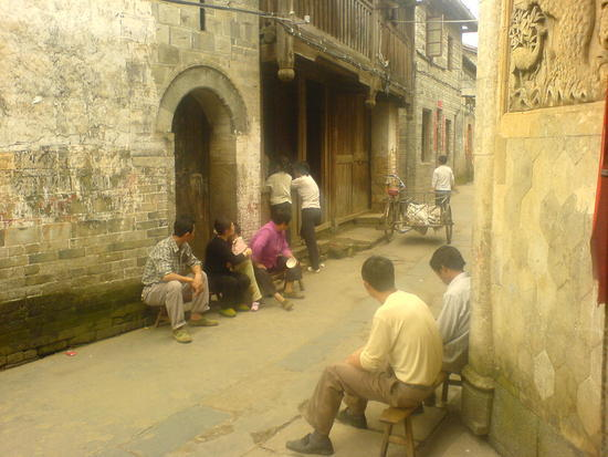 Ancient Heping Town (23)