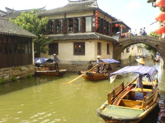 Zhouzhuang Water Village 14