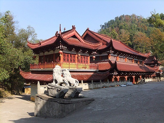 Dong Yue Mountain Temple