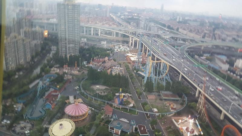 Temple & Fun Park