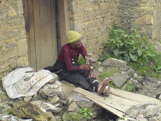 Litang Town & Monastery Walk (9)