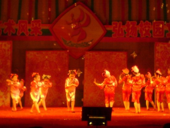 Shaowu City School Performance 01
