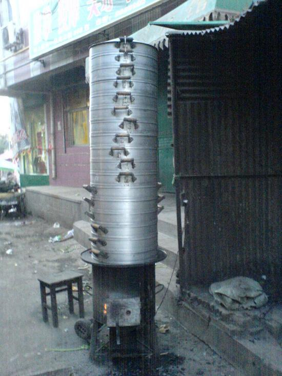 Baiyin Good Bye & Lanzhou Streets (14)