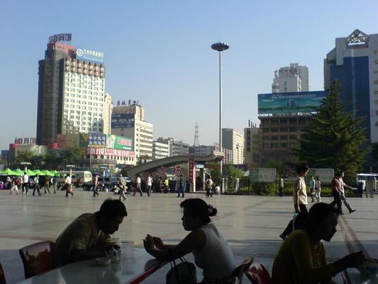 Goodbye Lanzhou Hello Xian (1)