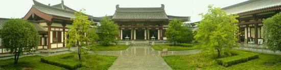 Big Goose Pagoda & City Square (16)