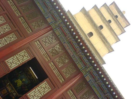Big Goose Pagoda & City Square (15)