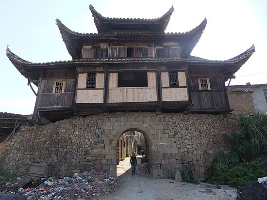 Ancient Heping Village Adventure