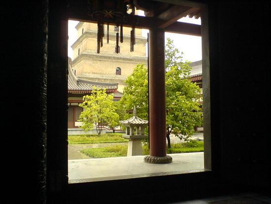 Big Goose Pagoda & City Square (19)