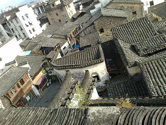 Beautiful Tunxi Town Adventure