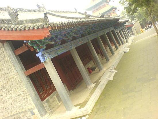 The Shaolin Monastery N Song Shan (12)