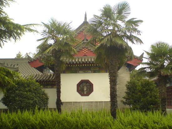 Big Goose Pagoda & City Square (31)