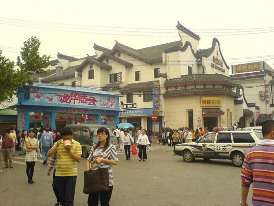 Shanghai City Temple Adventure (10)