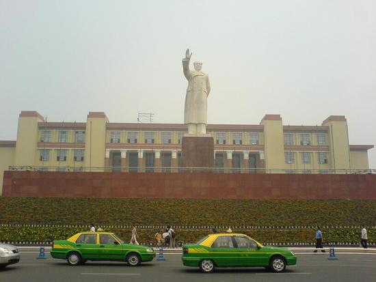 Wenshu &  Temple Renmin Park