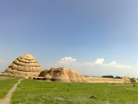16-Western Xia Tombs No 3