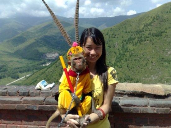 10-Wutai Shan Temple Adventure