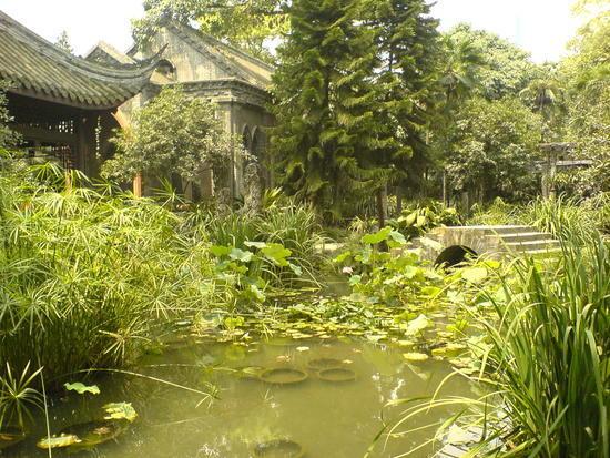 Wenshu &  Temple Renmin Park (17)