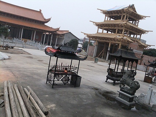 Ningde City & The Re-Birth of a Temple