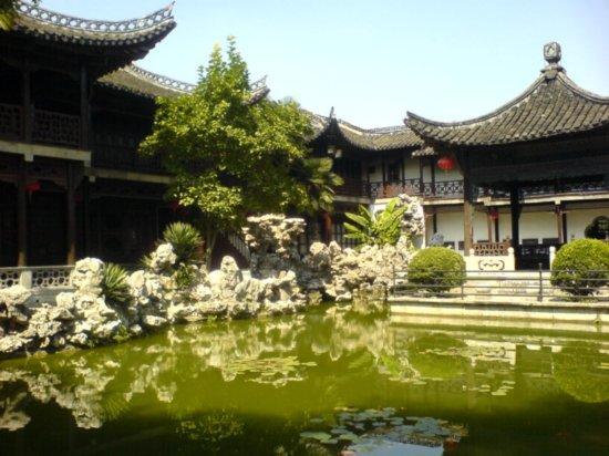 Yangzhou - He Gardens 7