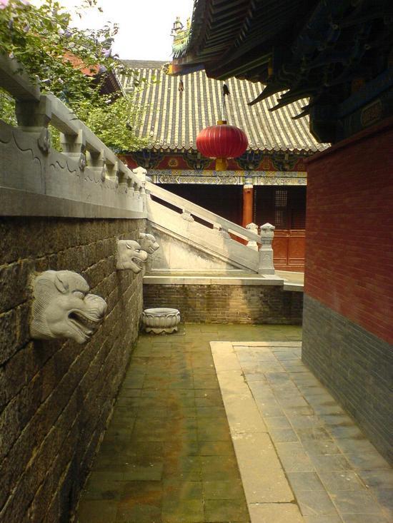 The Shaolin Monastery N Song Shan (11)
