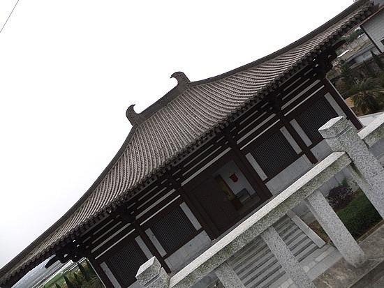 Japanese Chi'an Kong Hai Temple