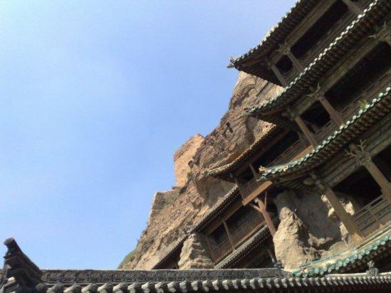 33-Yungang Grottoes Datong