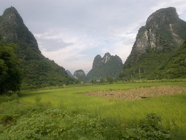 Yangshuo Yangdi Village Ride