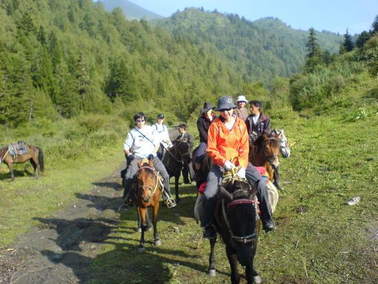 Horse Trek Day II