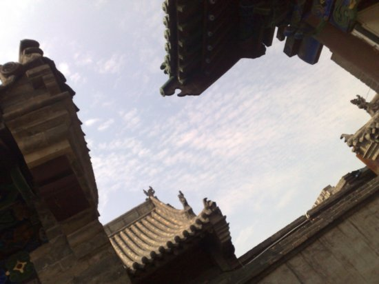 26-Shapely Roof Tops & Chinese Theatre