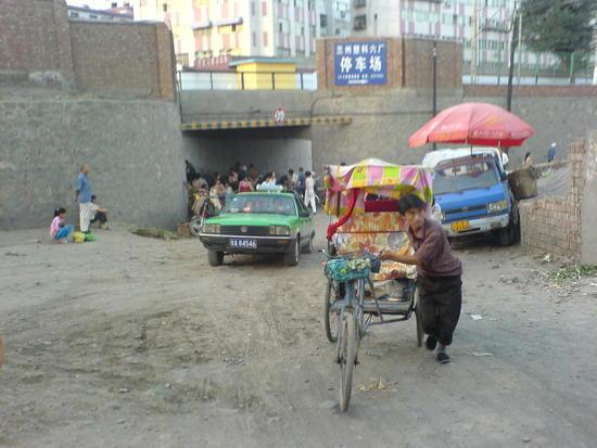 Baiyin Good Bye & Lanzhou Streets (13)