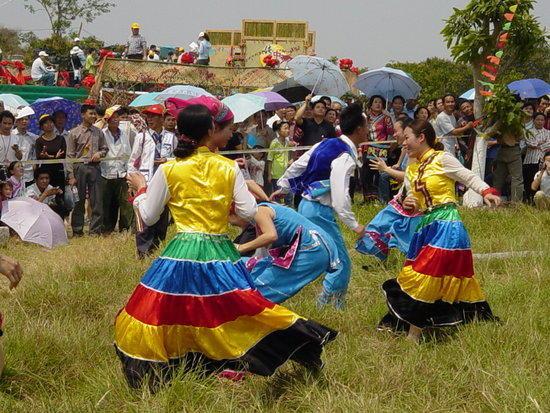 Gan Zhuang Shan Festival (18)