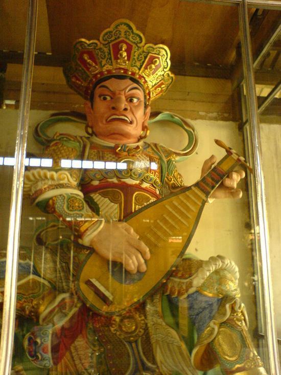 Taiwan Boat N Nanputo Temple (11)